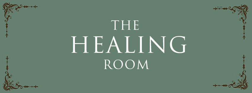 The Healing Room Logo