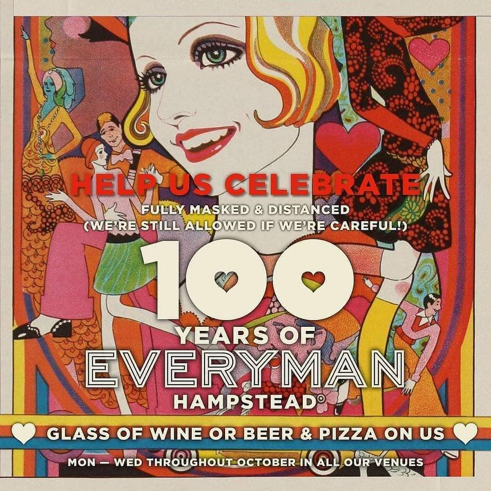 100 years of Everyman Hampstead