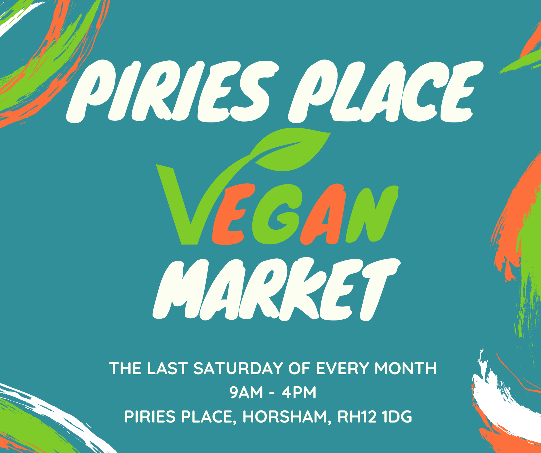 Piries Place Vegan Market