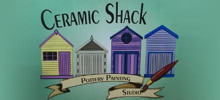 Ceramic Shack Logo