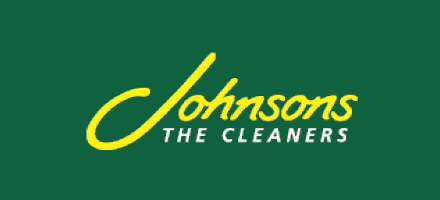 Johnsons Cleaners Logo