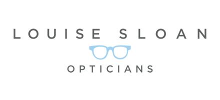 Louise Sloane Opticians Logo