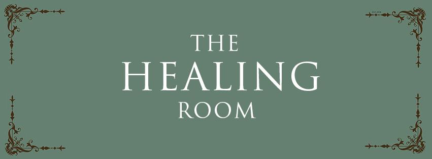 The Healing Room Logo