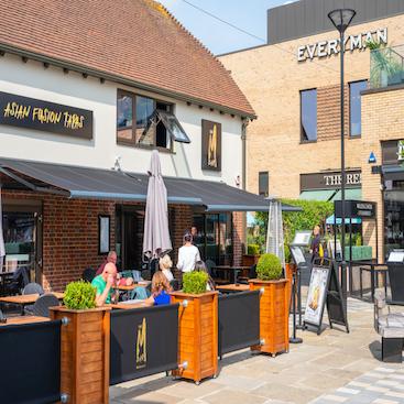 Eat at Piries Place Horsham