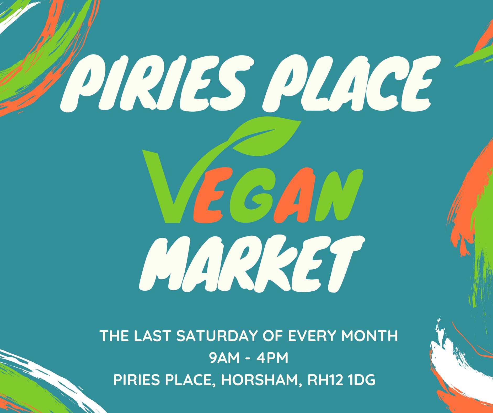 Piries Place Vegan Market